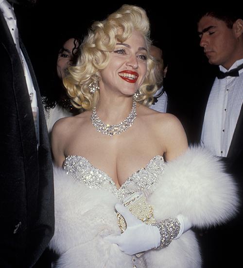 Marilyn Monroe, Madonna