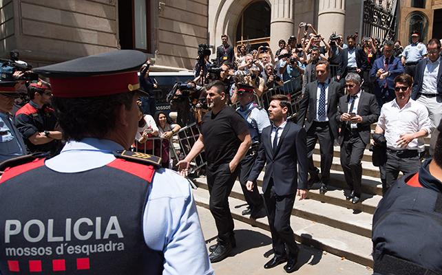 Leonel Messi, Copa America 100