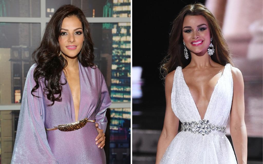 Nathalia Casco y Clarissa Molina