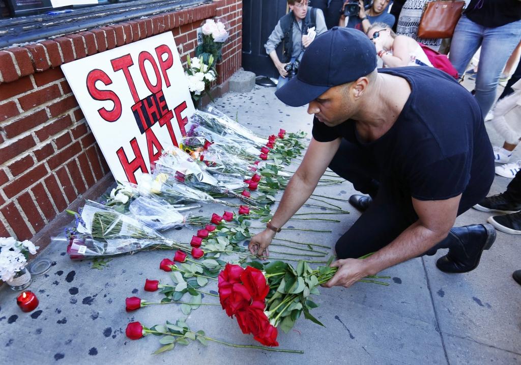 Tributo a Pulse en NYC