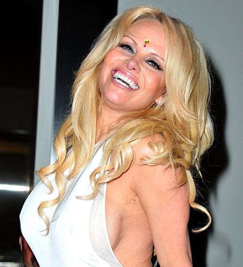 Marilyn Monroe, Pamela Anderson