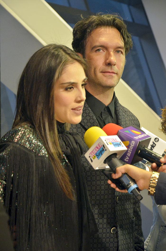 Sandra Echeverría, Leonardo de Lozanne