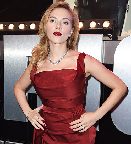 Marilyn Monroe, Scarlett Johansson