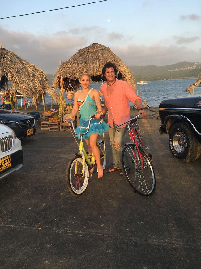"""Carlos Vives y Shakira presentarán su sencillo """"La bicicleta"""" el viernes"""