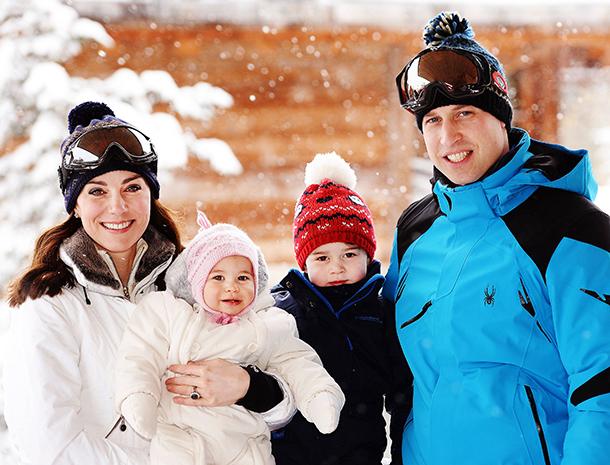 Kate MIddleton, Duques de Cambridge, princesa charlotte