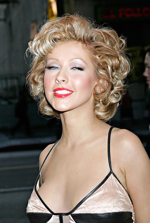Marilyn Monroe, Christina Aguilera