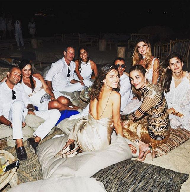 Semana de los famosos en Instagram