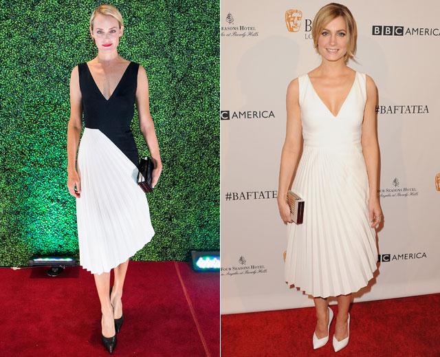 Dos mujeres un vestido, Amber vs. Joanne