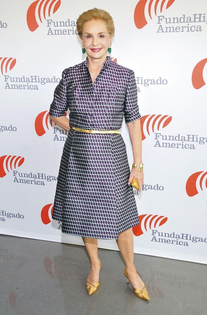 Carolina Herrera, nota