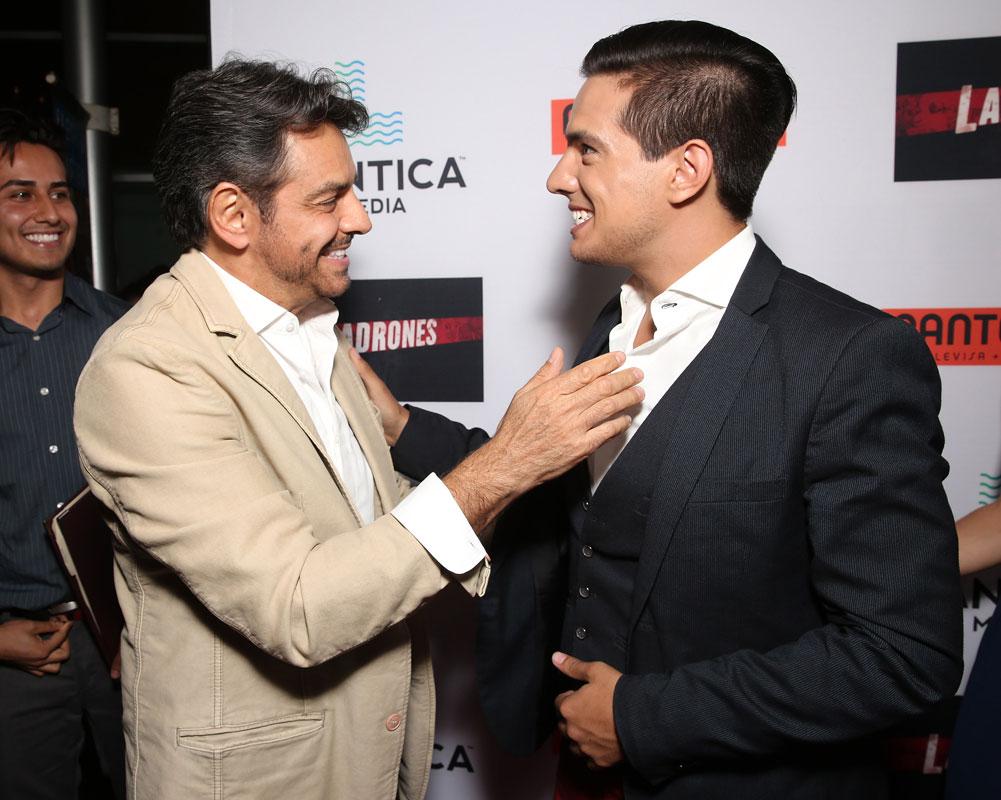 Eugenio Derbez como papá