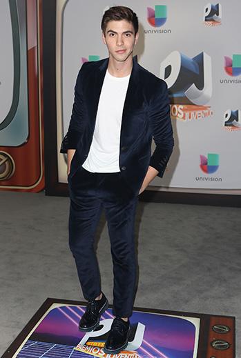 Premios Juventud 2016, Johann Vera