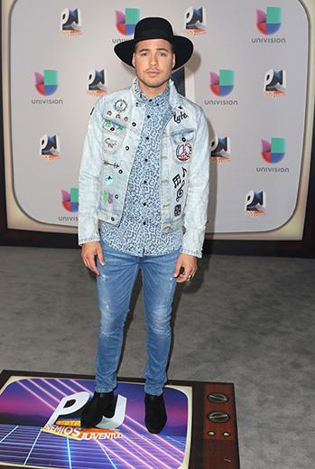 Premios Juventud 2016, William Valdés