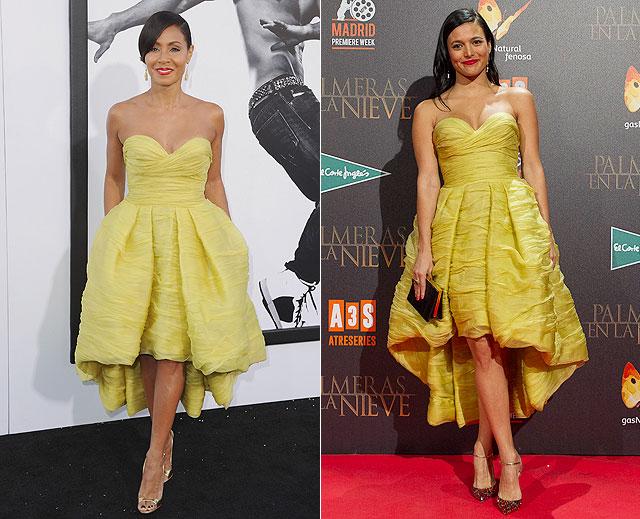 Dos mujeres un vestido, Jada Pinkett, Elisa Mouliaa