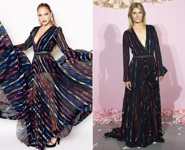 Dos mujeres un vestido, Jennifer López, Mélanie Laurent