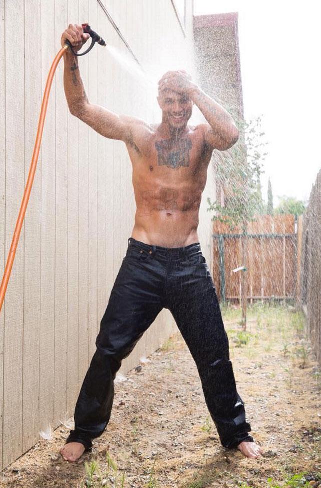 Jeremy Meeks, exconvicto, hot