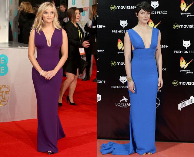 Dos mujeres un vestido, Reese Witherspoon, Barbara Lennie