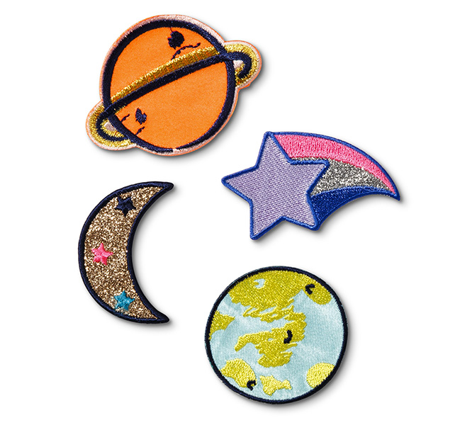 Space patches