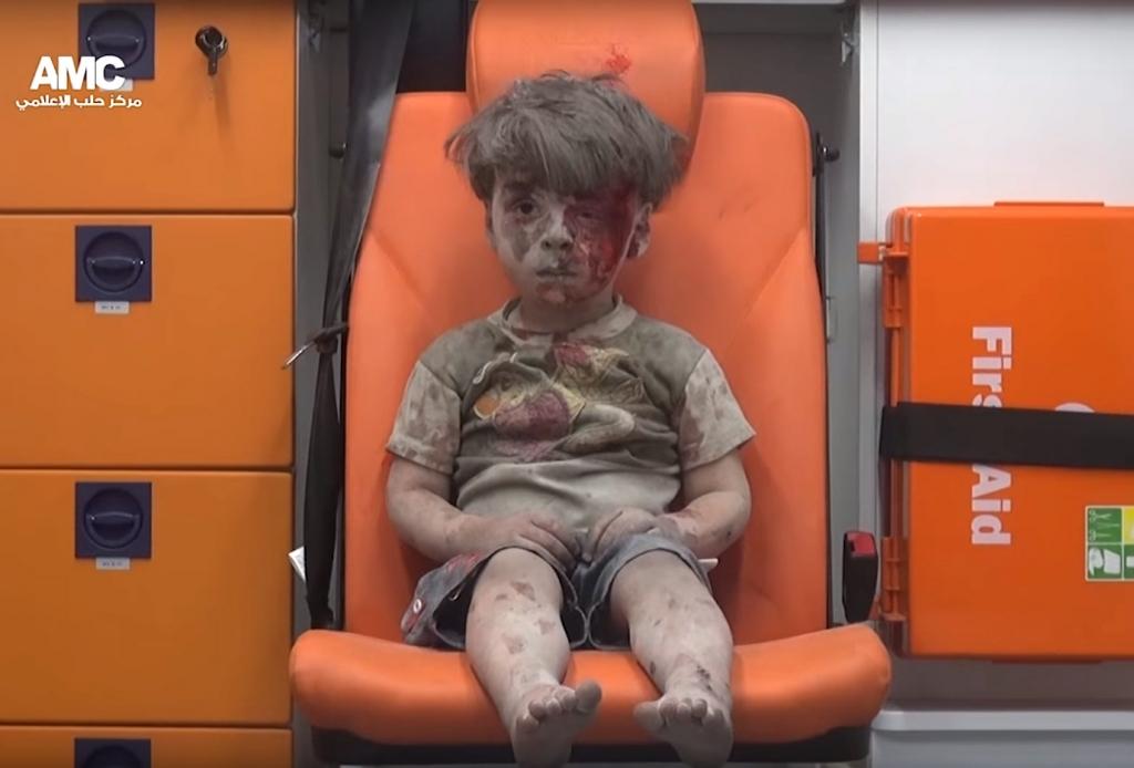 Niño de Aleppo