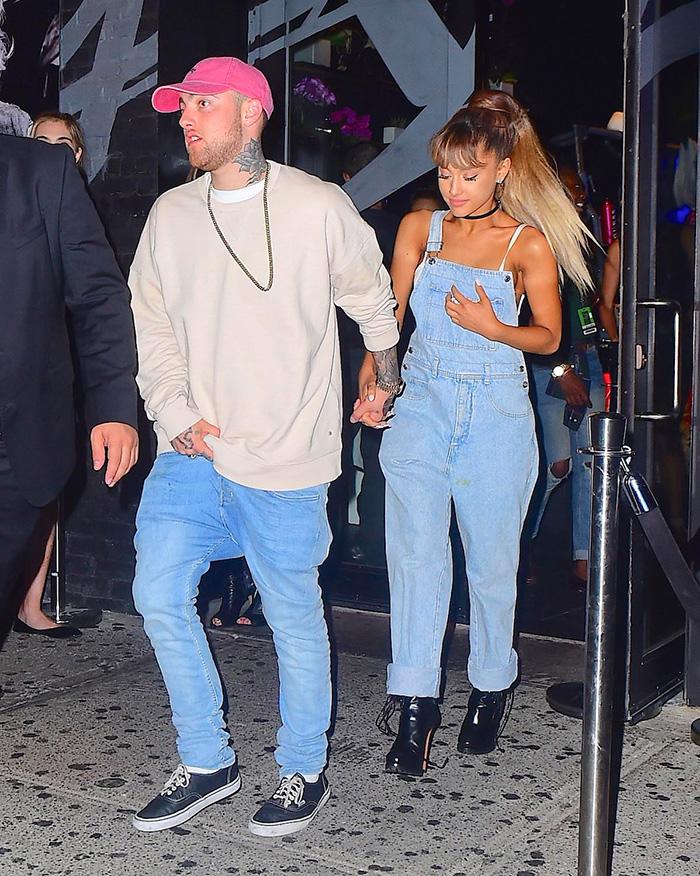 Ariana Grande , Beau Wear