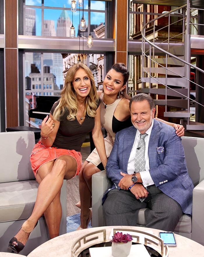 Clarissa Molina, Lili Estefan, Raúl de Molina