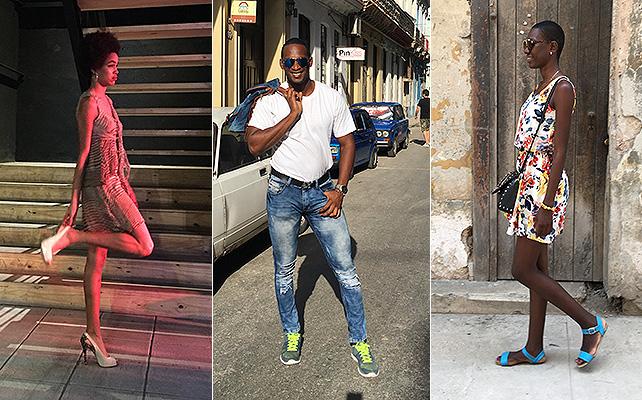 Moda callejera en Cuba