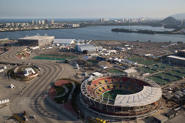 Villa olímpica, Río de Janeiro, Olimpiadas Río de janeiro 2016