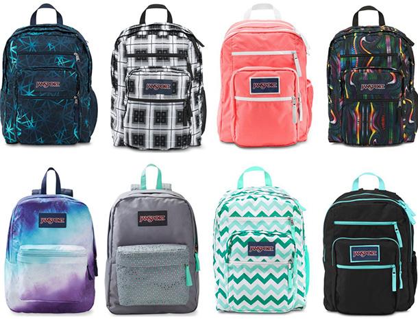 Las mochilas perfectas
