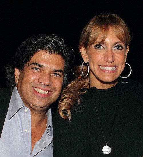 Lili Estefan & Lorenzo Luaces