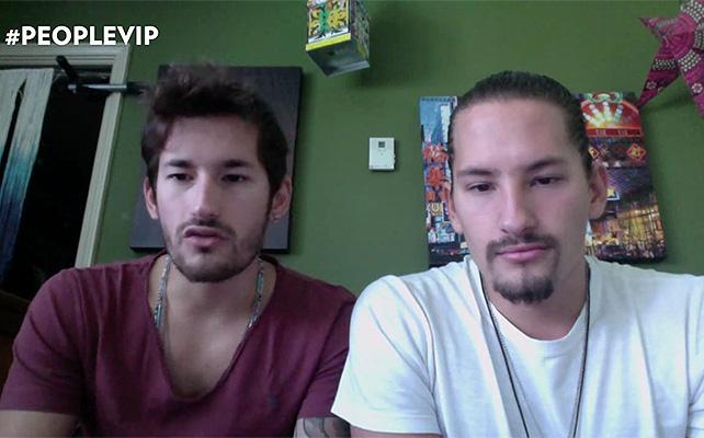 Manu y Ricky