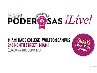 Poderosas Live
