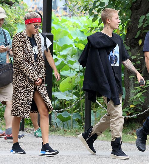 Justin Bieber, Sofia Richie
