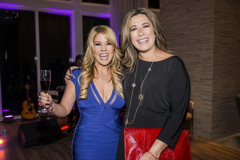 Maria Marin y Luz Maria Doria