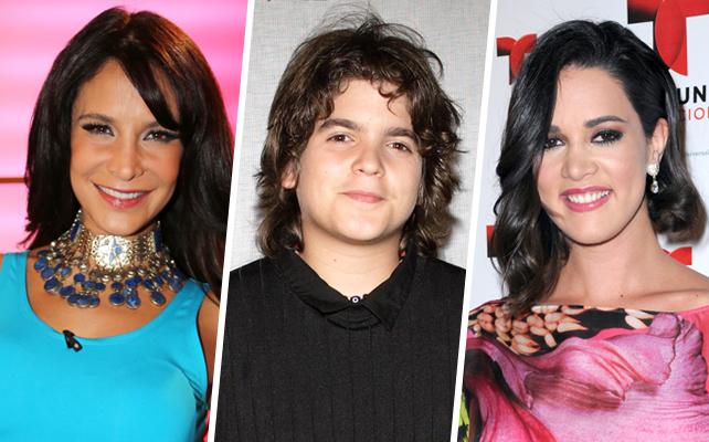 Lorena Rojas, Konstantin Vrotsos, Mónica Spear