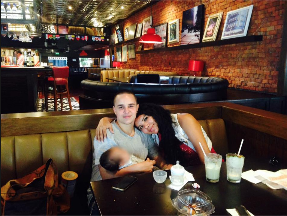 Fernando Machado y Diane Rodriguez