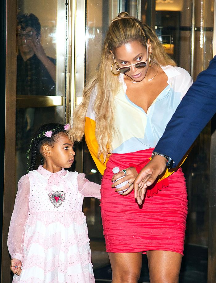 Beyoncé , Blue Ivy