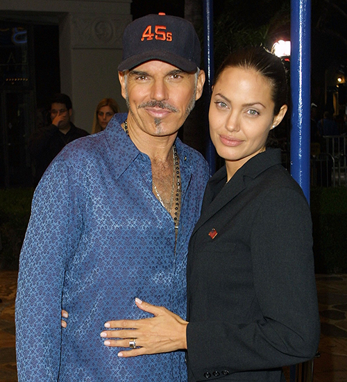 Billy Bob Thornton, Angelina Jolie
