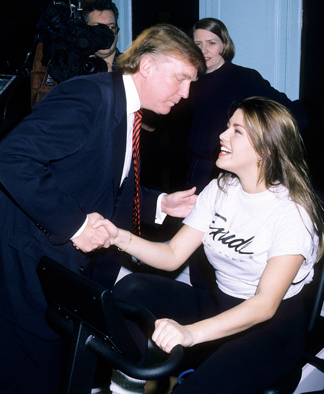 Donald Trump, Alicia Machado