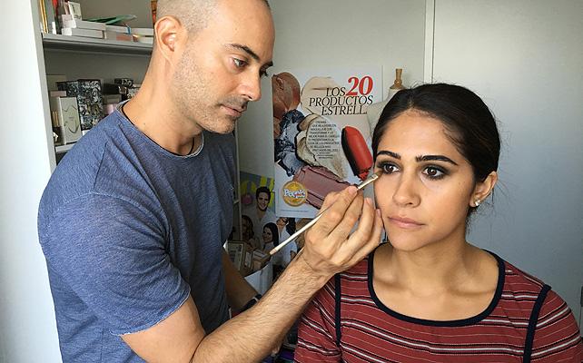 Gato, makeup, maquillaje, sombras, smokey eye, tutorial