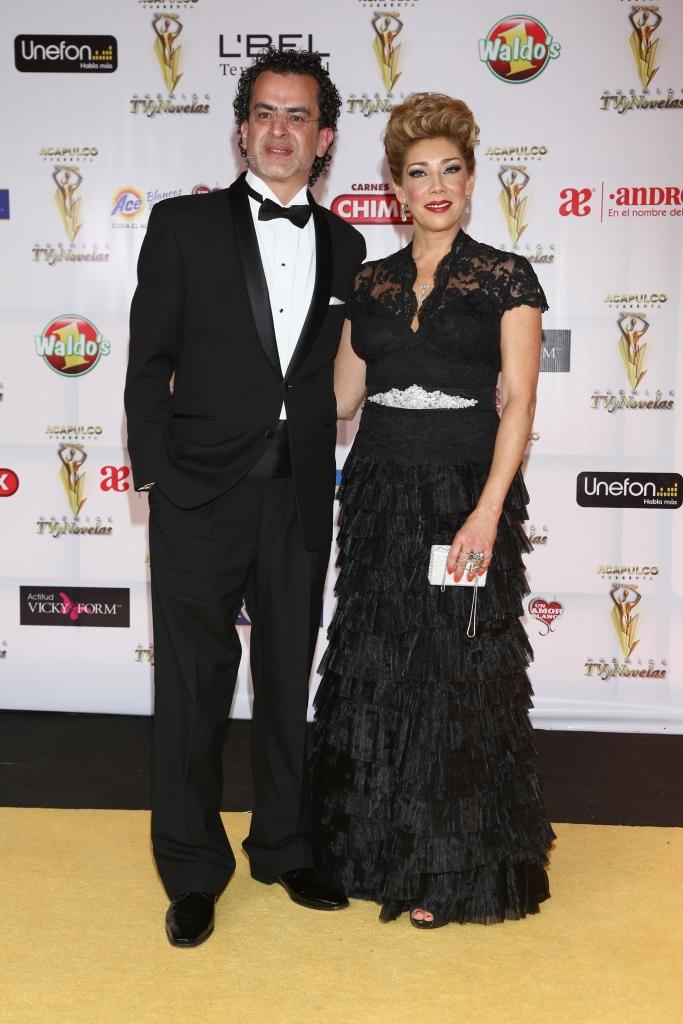 David Gerstein y Cynthia Klitbo