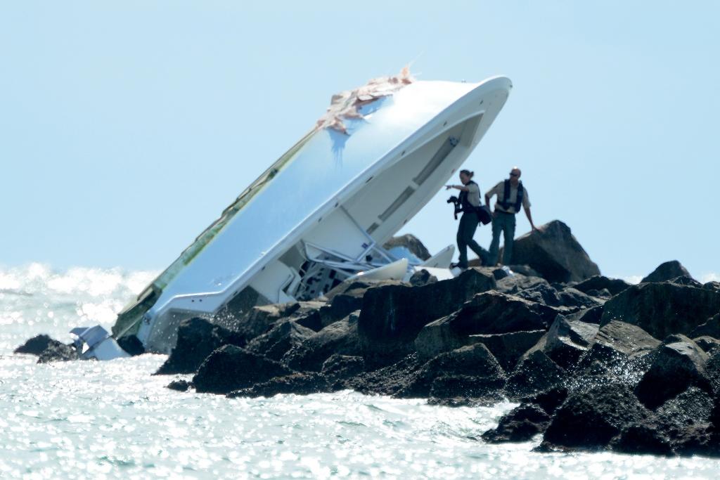 Accidente José Fernández.