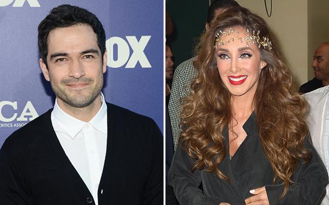 Alfonso Herrera y Anahí