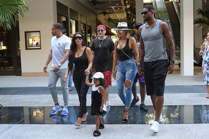 North West, Kim Kardashian