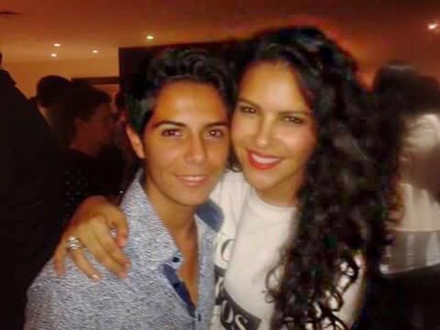 Litzy y Alejandro Felipe Flores