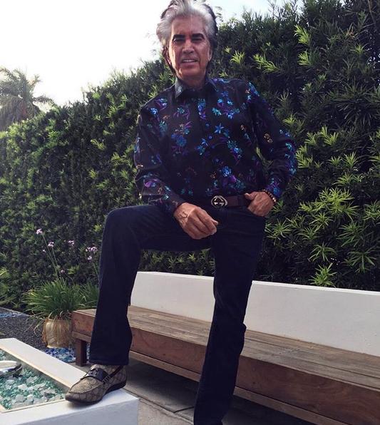 Jose Luis Rodriguez 'El Puma' y Chayanne