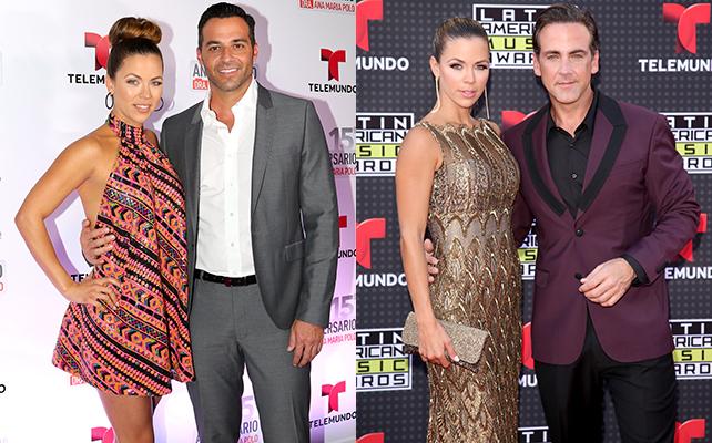 Ximena Duque, Jay Adkins, Carlos Ponce