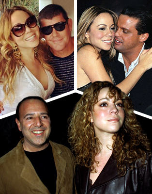 Los Exes de Mariah Carey (tapa)