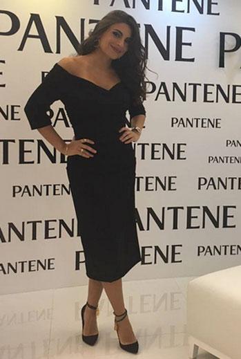 Ana Brenda Contreras, look del día
