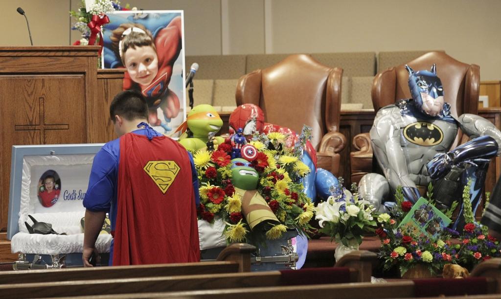 Jacob Hall Funeral