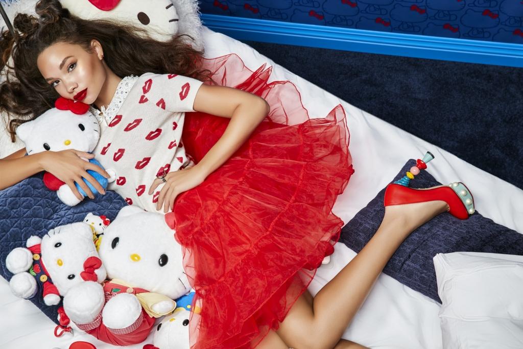 Hello Kitty x ColourPop