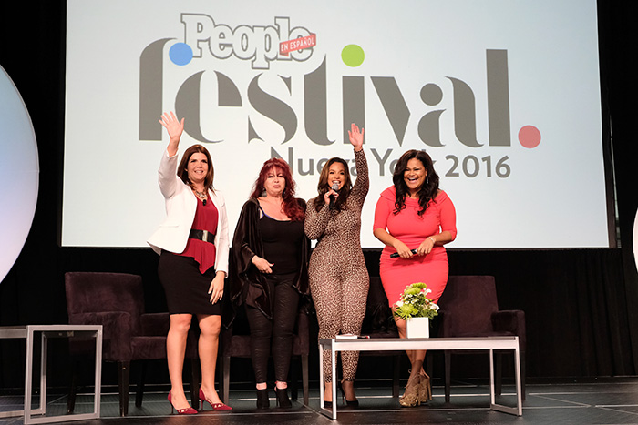 Iris Chacón, Christina Méndez, Dascha Polanco